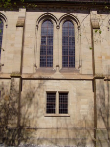 Kirchenfenster alt