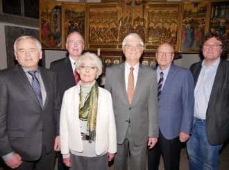 Vorstand des Fördervereins