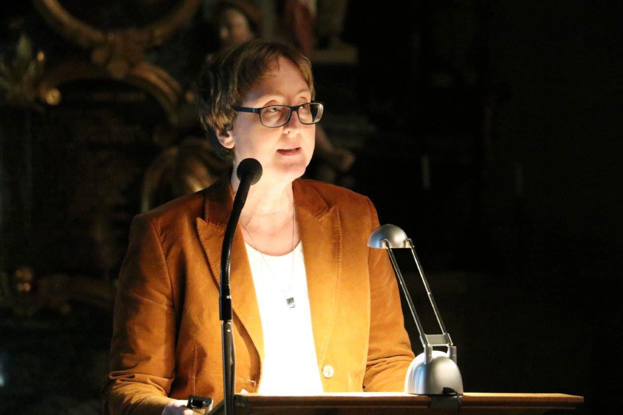 Dr. Helga Steiger
